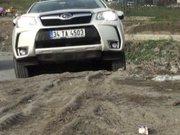Subaru Forester 2.0 XT CV!