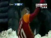 Sneijder attı, Arap spiker çıldırdı