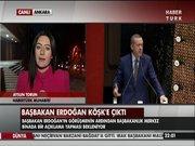 Başbakan Erdoğan Köşk'te!