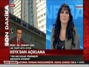 Osman Can'dan açıklama