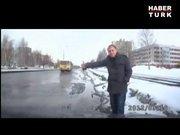 Rusya'da sıradan bir gün!