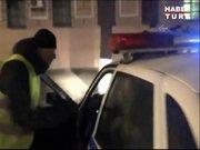 Milletvekili polise saldırıp tokat attı