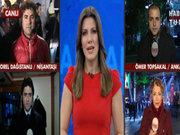 Türkiye'den yeni yıl kutlamaları