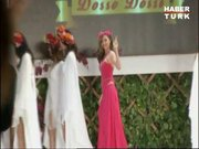 Antalya'da Miranda Kerr rüzgarı!