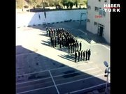 Polis okulundaki dayağın cezası belli oldu