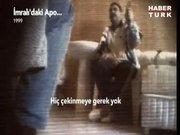 Abdullah Öcalan'ın sorgu görüntüleri ortaya çıktı
