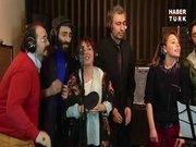 Sürgün İnek'in şarkısı sosyal medyayı salladı