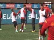 Galatasaray'da kavga!