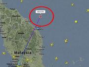 Malezya'da kaybolan uçak ile ilgili flaş gelişme