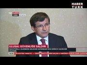Ahmet Davutoğlu, ses kayıtları Youtube'a düşen gizli Suriye toplantısı için neler söyledi?
