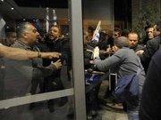 KKTC 2. Cumhurbaşkanı Mehmet Ali Talat'a saldırı