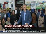 Başbakan Erdoğan oyunu kullandı