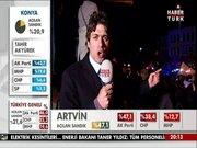 Başbakan Erdoğan'ın evinin önünde heyecanlı bekleyiş