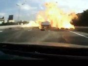 En korkunç TIR ve kamyon kazaları!