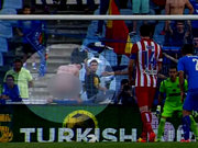 Madrid maçında tarihe geçecek olay!