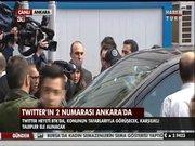 Twitter'ın 2 numarası Ankara'da