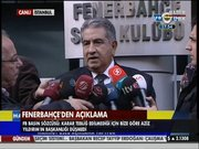 Fenerbahçe'den açıklama!