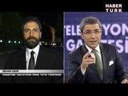 Haberturk TV Genel Yayın Yönetmeni Erhan Çelik'ten TBMM resepsiyonuna dair ilk izlenimler