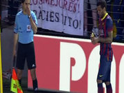 Dani Alves 'ırkçılığa' böyle cevap verdi!