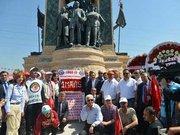İstanbul Valisi Hüseyin Avni Mutlu'dan Taksim'de 1 Mayıs açıklaması