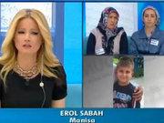 Umut'un ailesi acı haberi canlı yayında öğrendi
