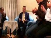 Başbakan, Mavi Marmara şehidine Kur'an okudu