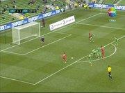 Tarık Çamdal, Türkiye'nin ikinci golünü böyle attı