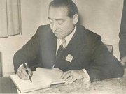 Merhum Adnan Menderes'in bir sırrı antikacıda çıktı