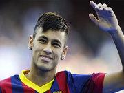 Neymar'dan ilginç penaltı vuruşu!