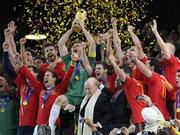 Zafer İspanya'nın!