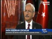CHP lideri Kemal Kılıçdaroğlu Basın Kulübü Özel'de / 2