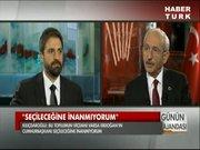 CHP lideri Kemal Kılıçdaroğlu'ndan Habertürk TV'ye özel açıklamalar