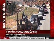 IŞİD Türk Konsolosluğu'nda