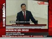 MHP'li vekil 'IŞİD' dedi, AK Parti'liler tepki gösterdi!
