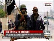 IŞİD, Musul'u ele geçiriyor