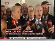 """""""Çatı aday"""" İhsanoğlu"""