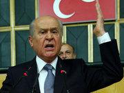 Bahçeli'den Başbakan'a IŞİD mesajı