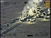 Irak ordusu, IŞİD'i havadan böyle vurdu