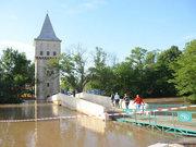 Edirne'de Er Meydanını su bastı