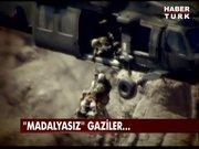 """""""Madalyasız Gaziler"""" Habertürk muhabiri Tülay Acar'a konuştu"""