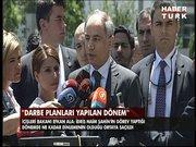 İçişleri Bakanı Efkan Ala'dan darbe tanımlaması