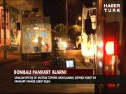 İstanbul Sancaktepe'de bomba paniği