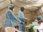 Ölümcül ebola virüsü korkutuyor!