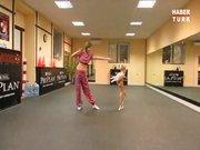 Pitbull'un oryantal dansı