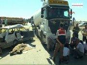 Yol kapattıran kaza: 3 ölü