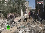 Gazze'de can pazarı