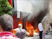 Bina altı imalathanelerde can güvenliği tehlikesi