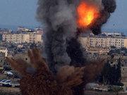 Gazze'de gün aydınlanmak bilmiyor