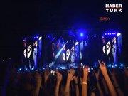 İstanbul'da Metallica fırtınası!
