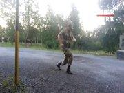 Hasdal Kışlası'nda canı sıkılan asker